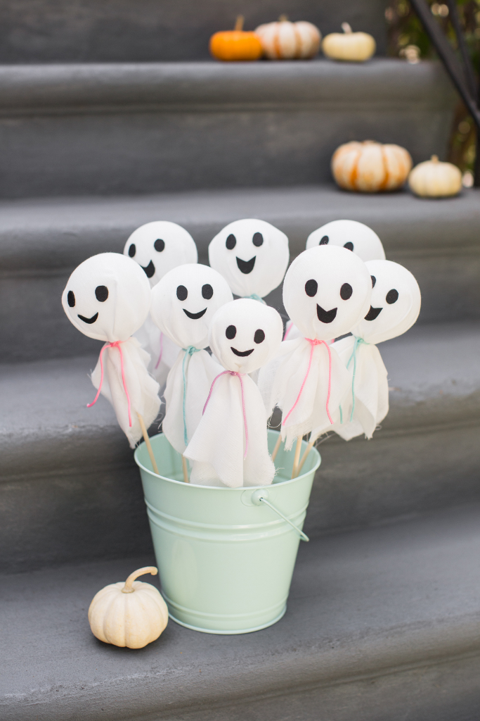 5 Not-So-Spooky Ideas For Halloween  / via Oh Joy!