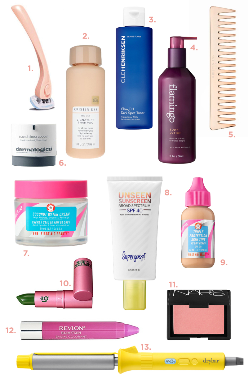 current winter beauty essentials / Oh Joy!