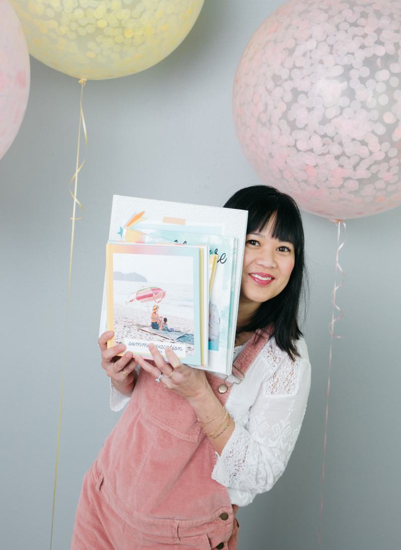 NEW: Oh Joy! for Mixbook...