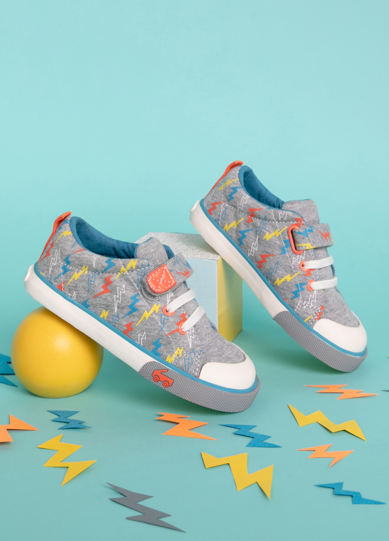 Oh Joy! for See Kai Run Leaping Lightning Sneakers