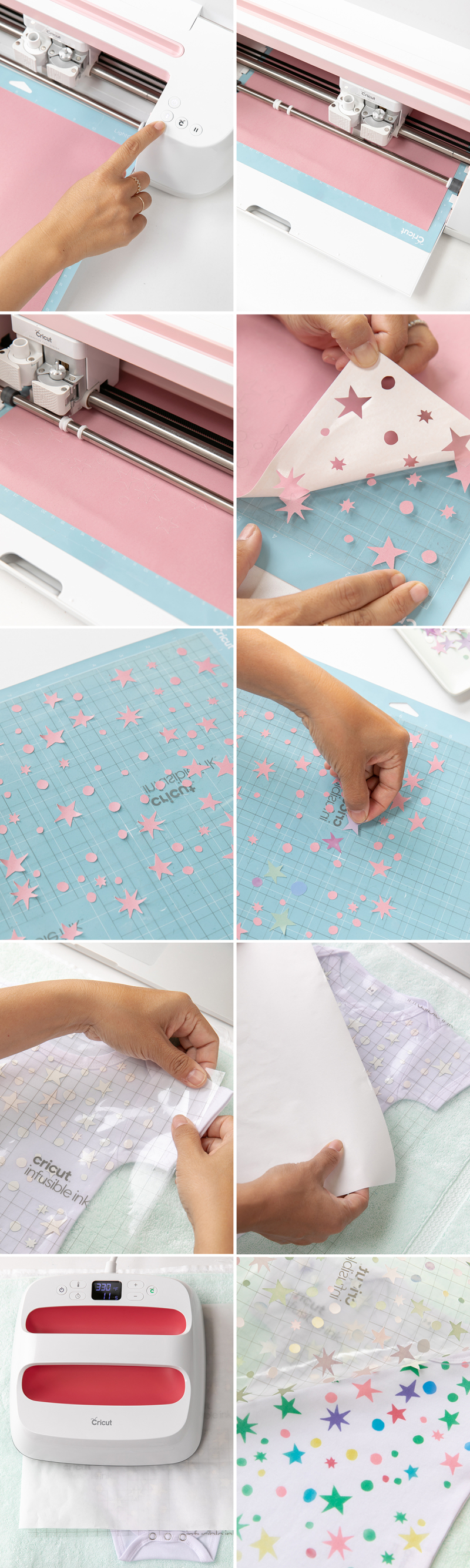 Match With Your Mini Me! / via Oh Joy! in partnership with Cricut