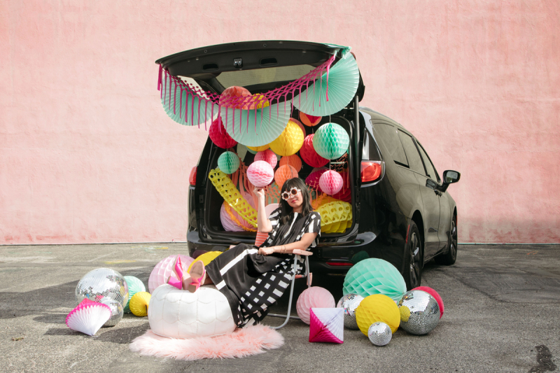 Happy Friday + Behind The Frame / Party Car via Oh Joy!