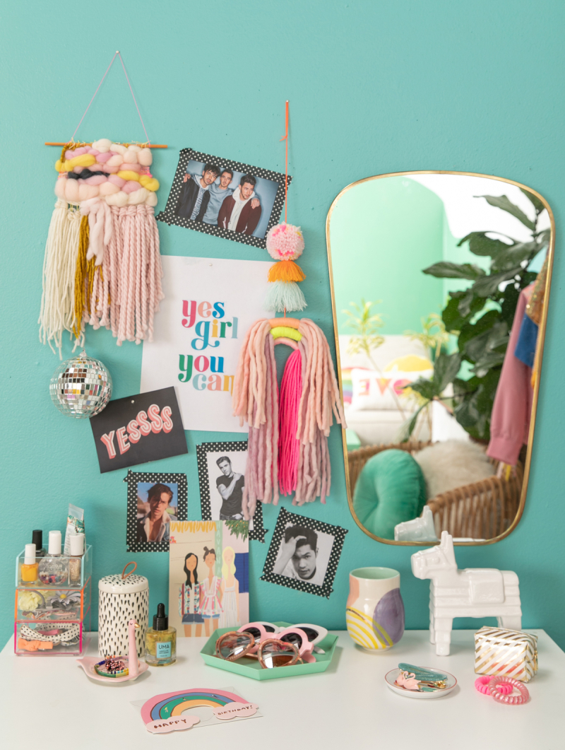 a dreamy teenage bedroom... / via oh joy!