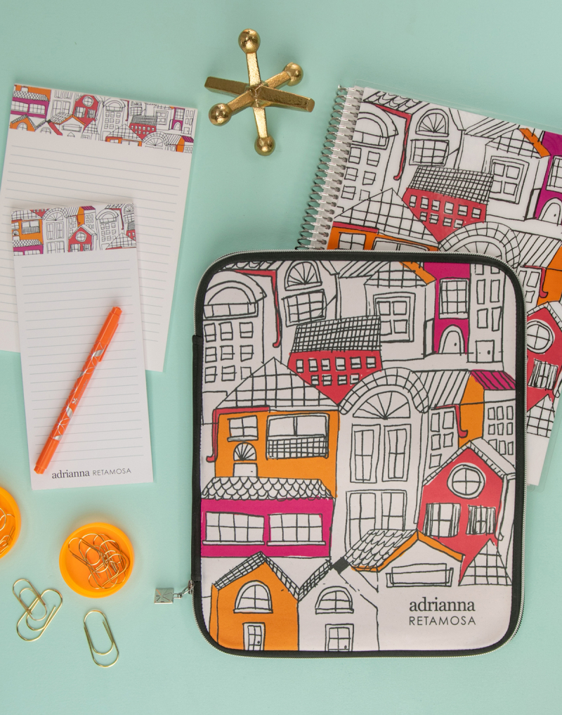 Oh Joy! x Erin Condren Cheerful City... / via Oh Joy!