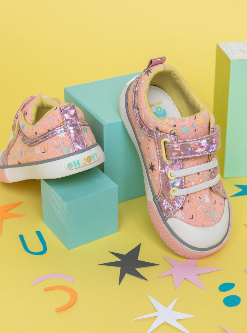 Oh Joy! for See Kai Run Sprinkle Steps Sneakers