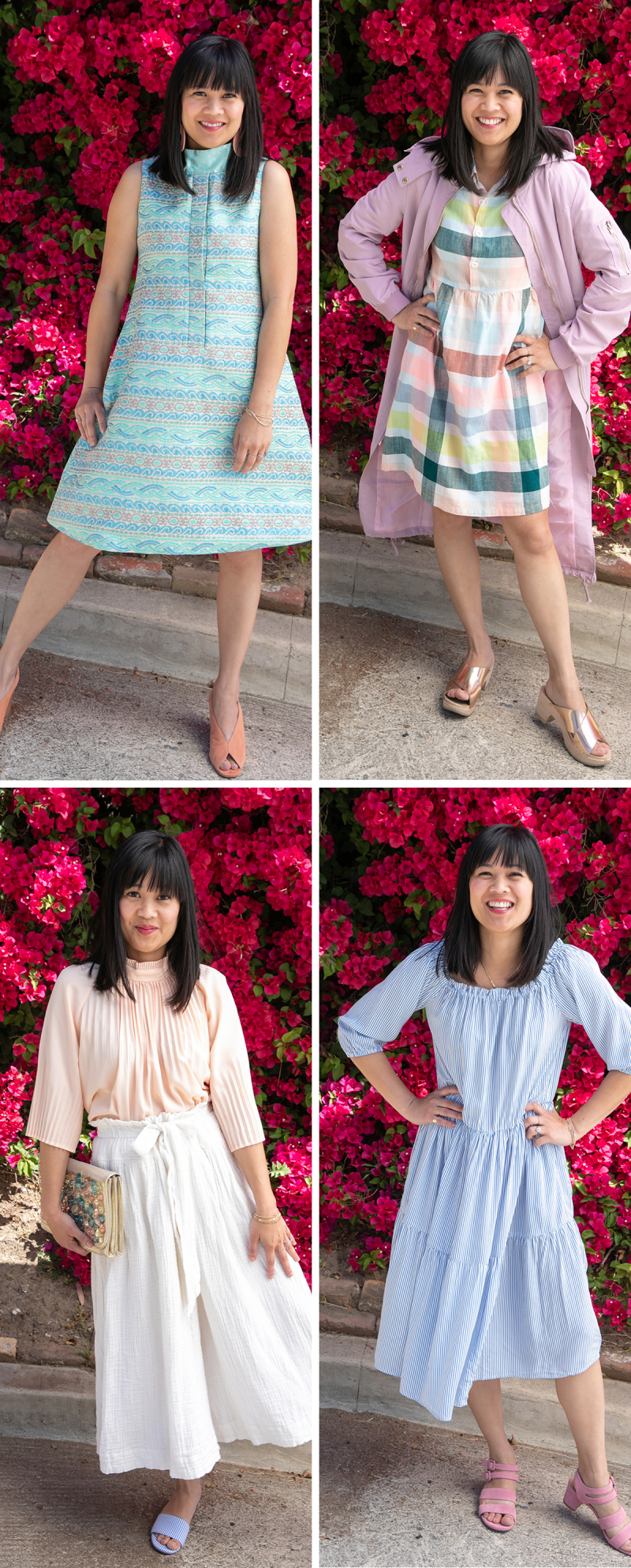 Color Adventures: Oh Joy Wears Pastels... / via Oh Joy!