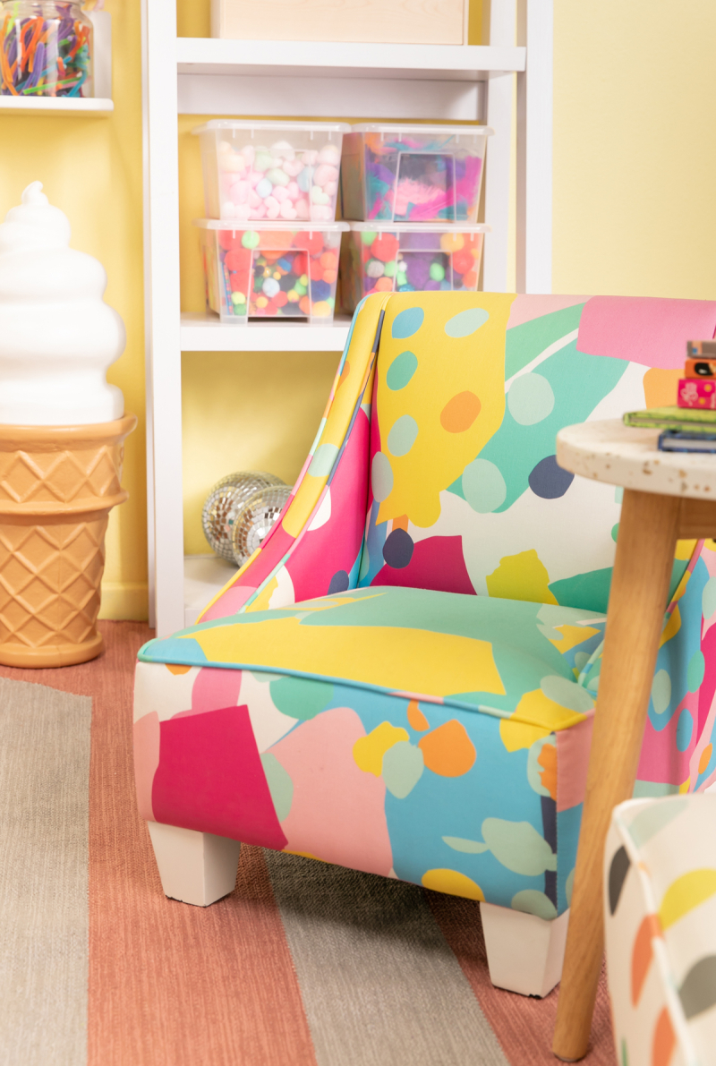 The Dream Craft Room for Your Kid / via Oh Joy!