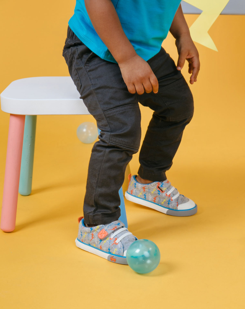dressing the babe: sneakers (+ a sale!) / via oh joy!