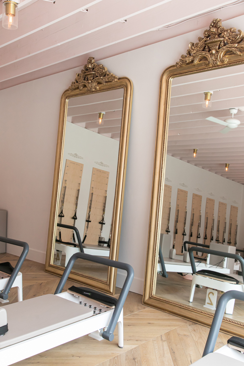 Day Trip: Paris Pilates / via Oh Joy!
