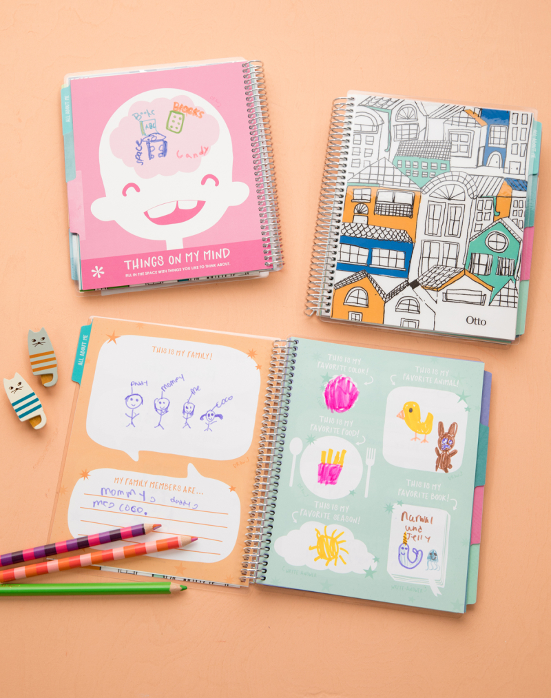 Oh Joy! x Erin Condren Planners / via Oh Joy!