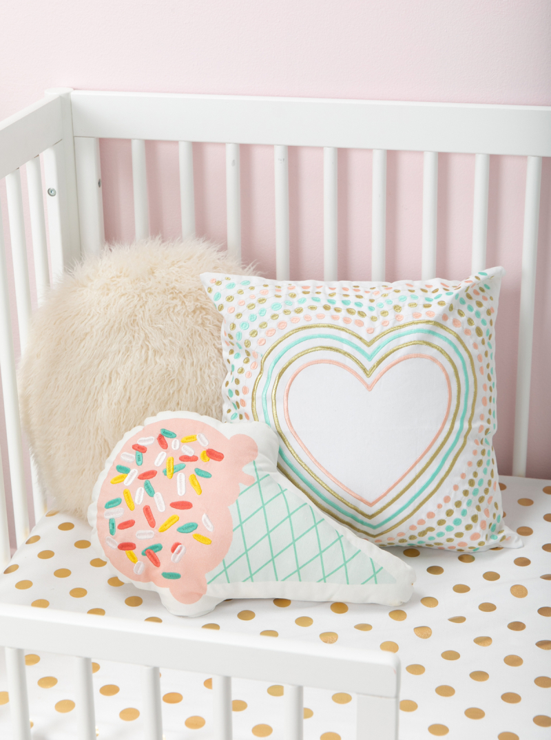 Cozy up with Our New Pillow Collection... / via Oh Joy!