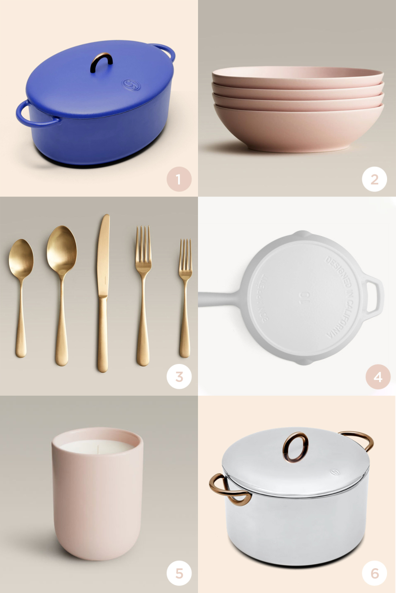 beautiful and functional pieces for the kitchen / oh joy!