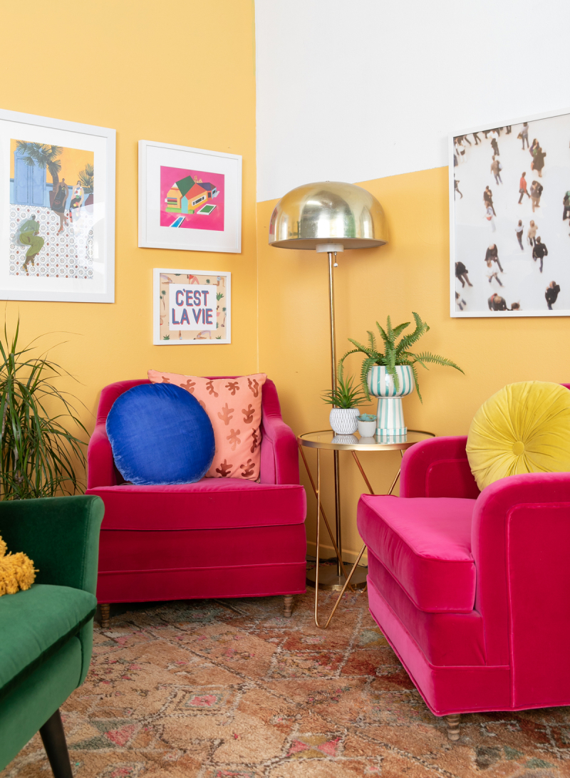 color adventures: a jewel toned room... / via oh joy!