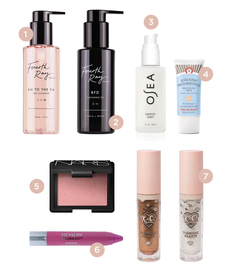 2020 Beauty Favorites / Oh Joy!