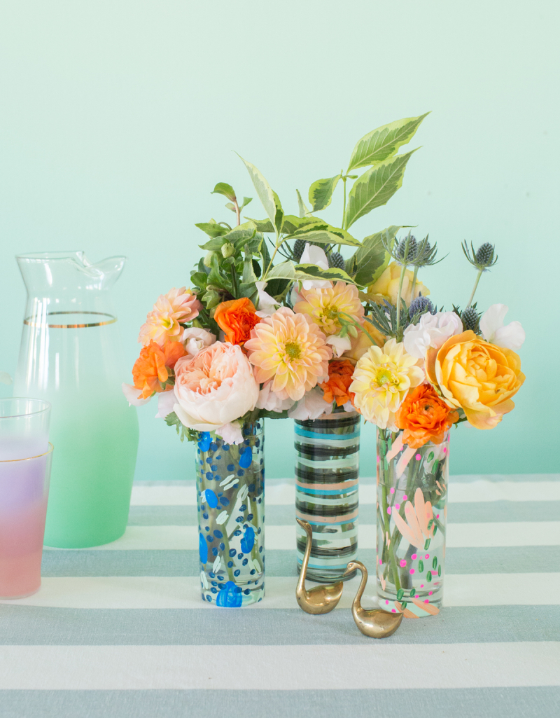 a few of my favorite vases for spring... / via oh joy!