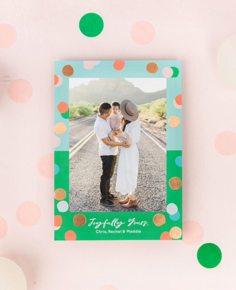 oh joy! for mixbook holiday cards are here... / via oh joy!
