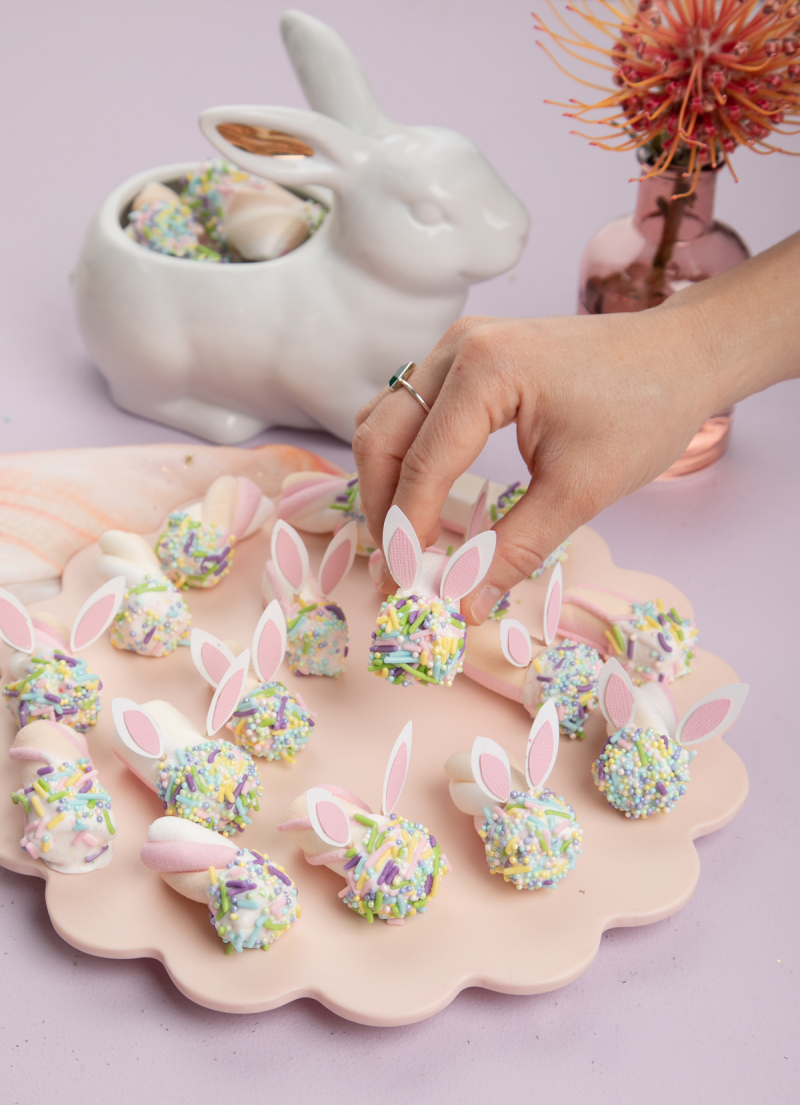 Oh Joy Easter Bunny Marshmallows