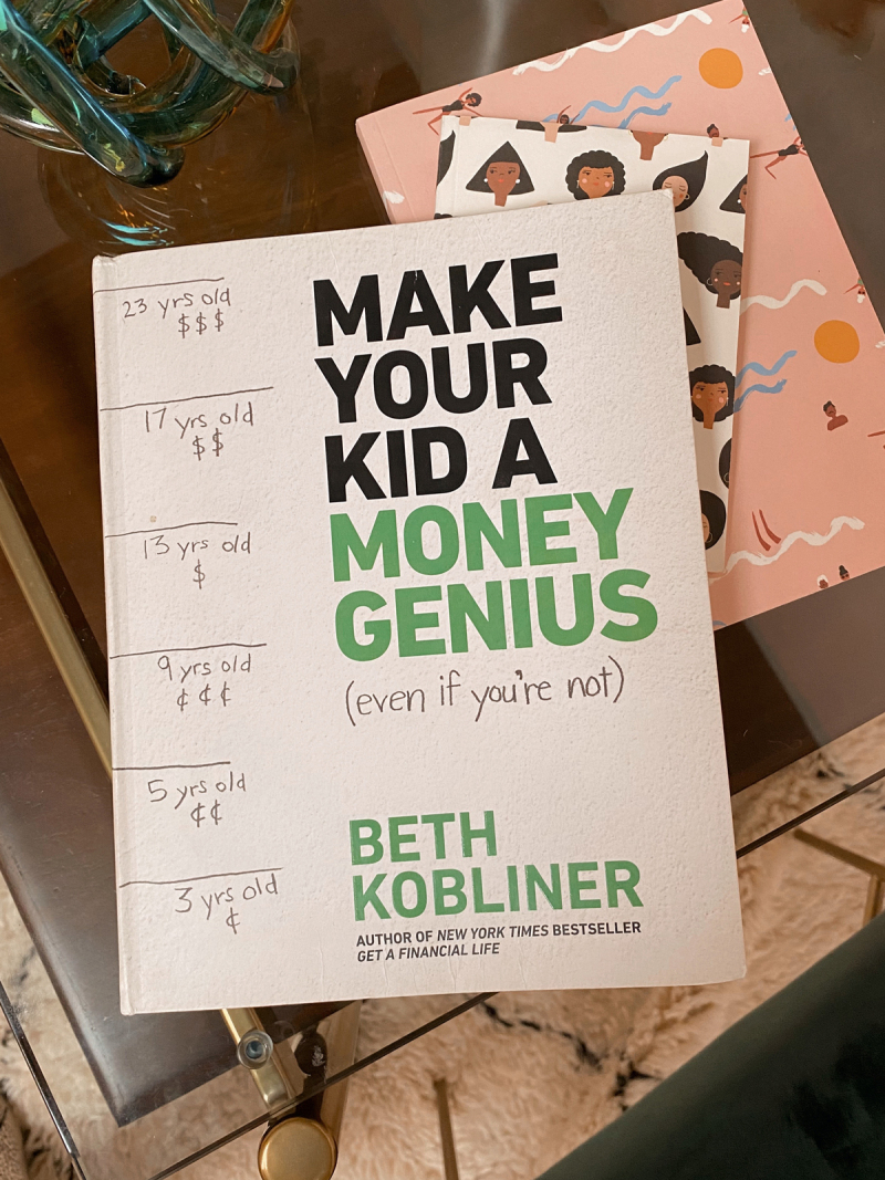 Book Review: Make Your Kid a Money Genius by Beth Kobliner