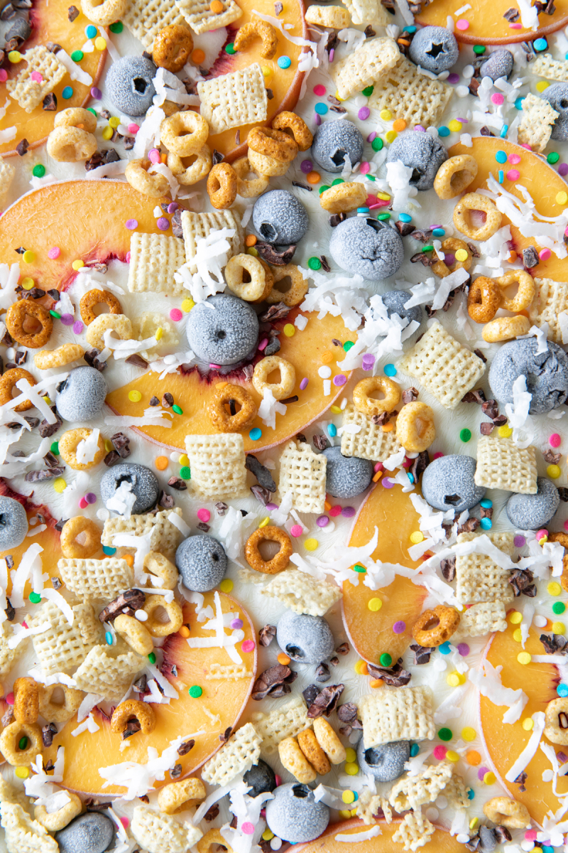 Oh Joy Cereal Bark
