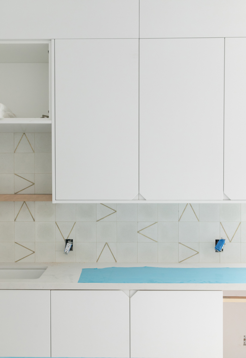 why I love semi-custom cabinets / Oh Joy!