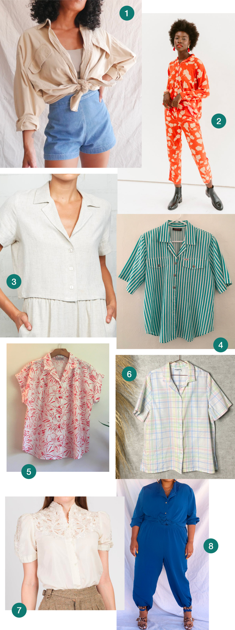 let me shop for you: button-up shirts!