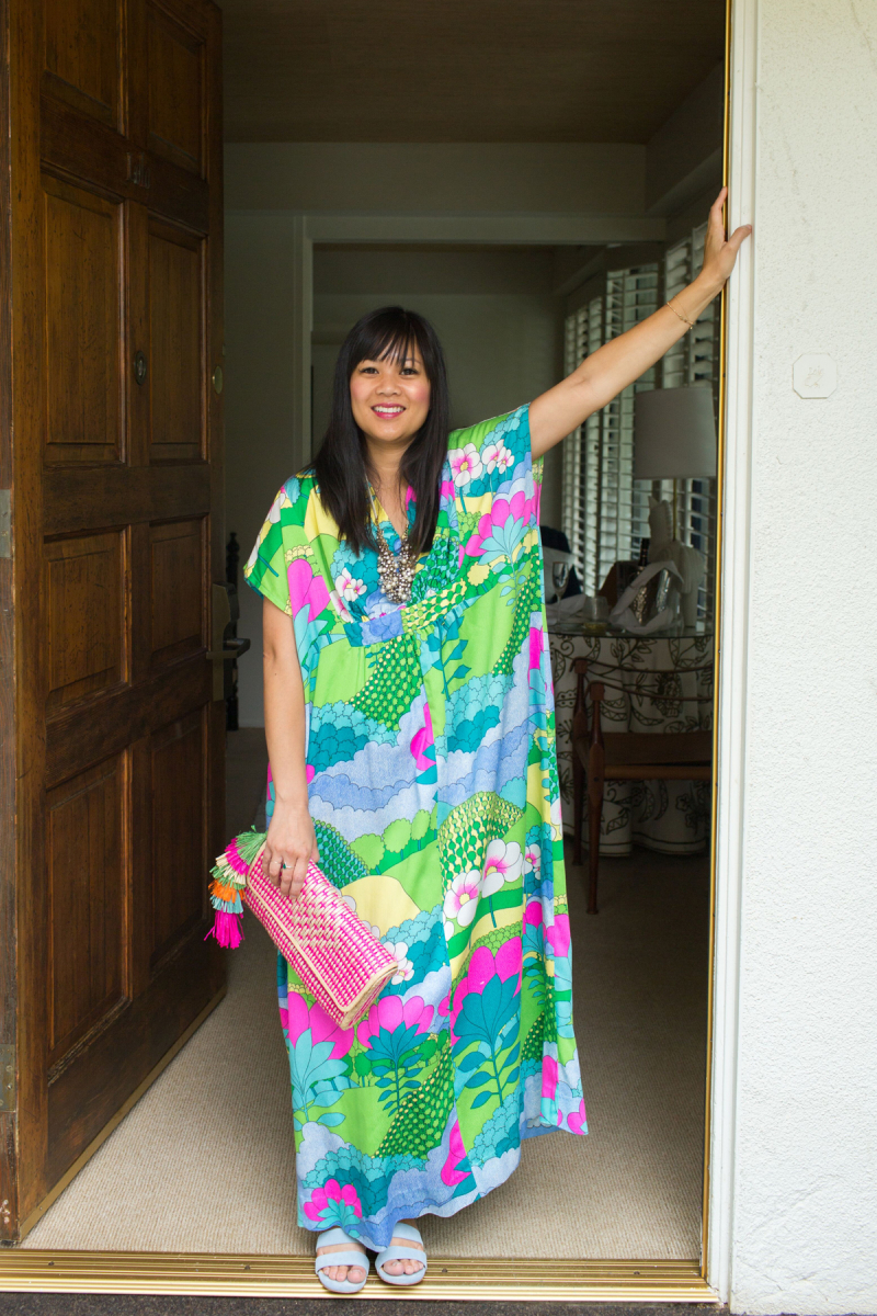 let me shop for you: vintage caftans!