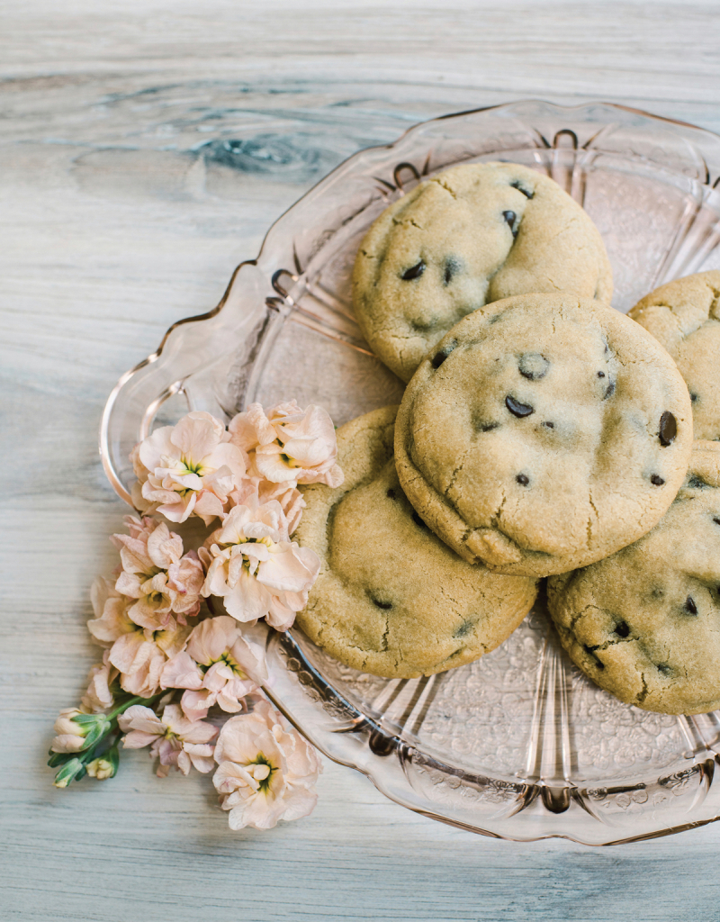Chocolate Chip Cookie Recipe by Milk Jar Cookies