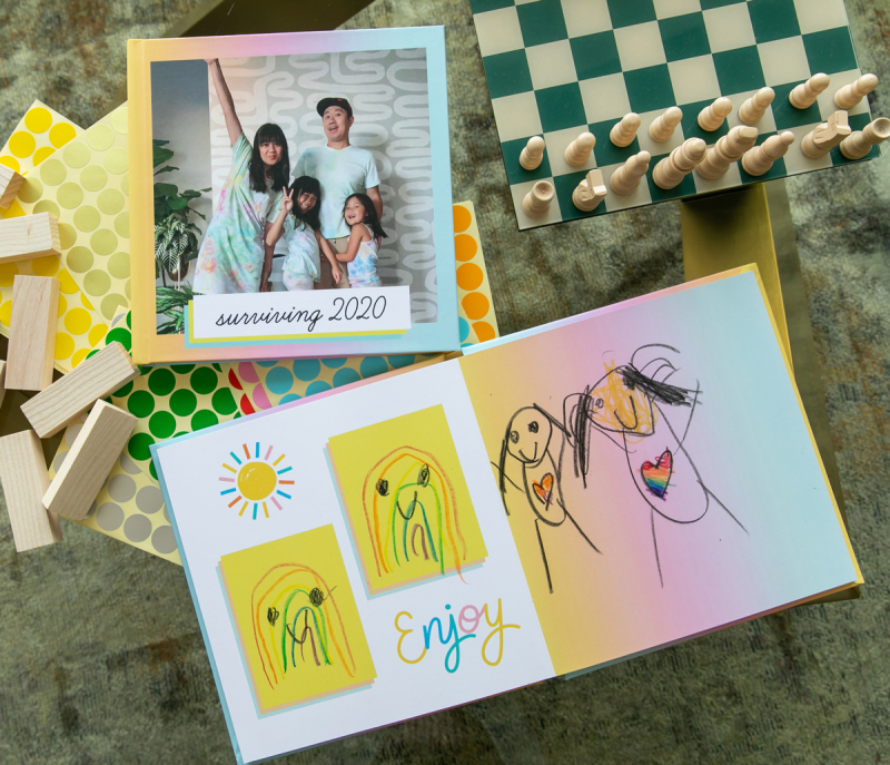 Oh Joy! for Mixbook Photo Books