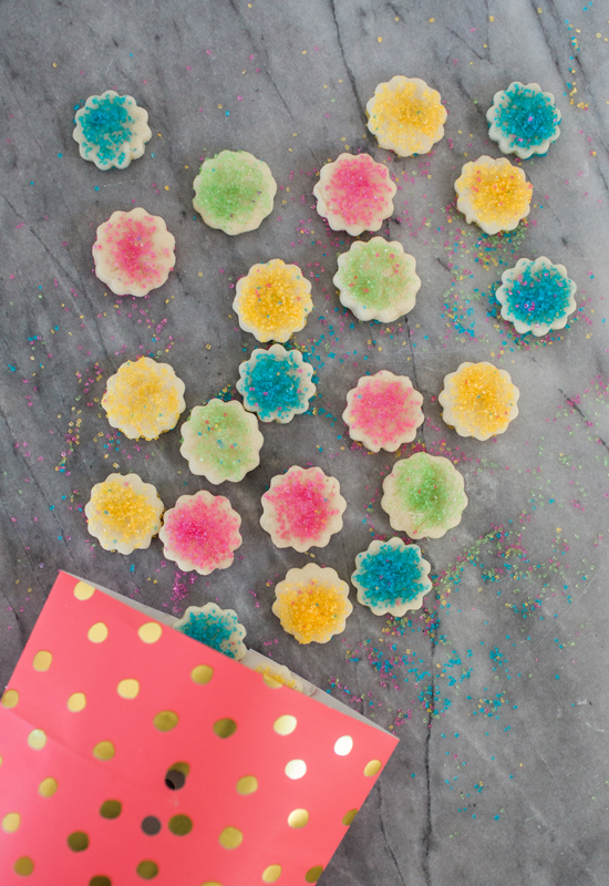 Oh Joy Confetti Cookies