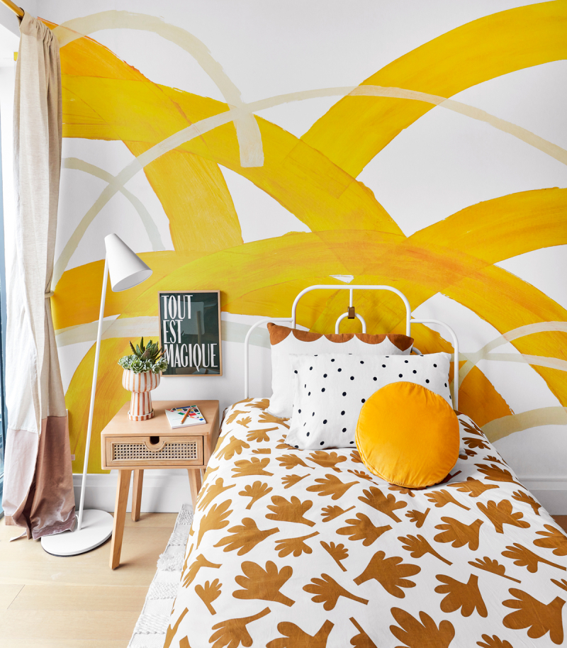 Joy Cho Tween Room Design for Real Simple Home