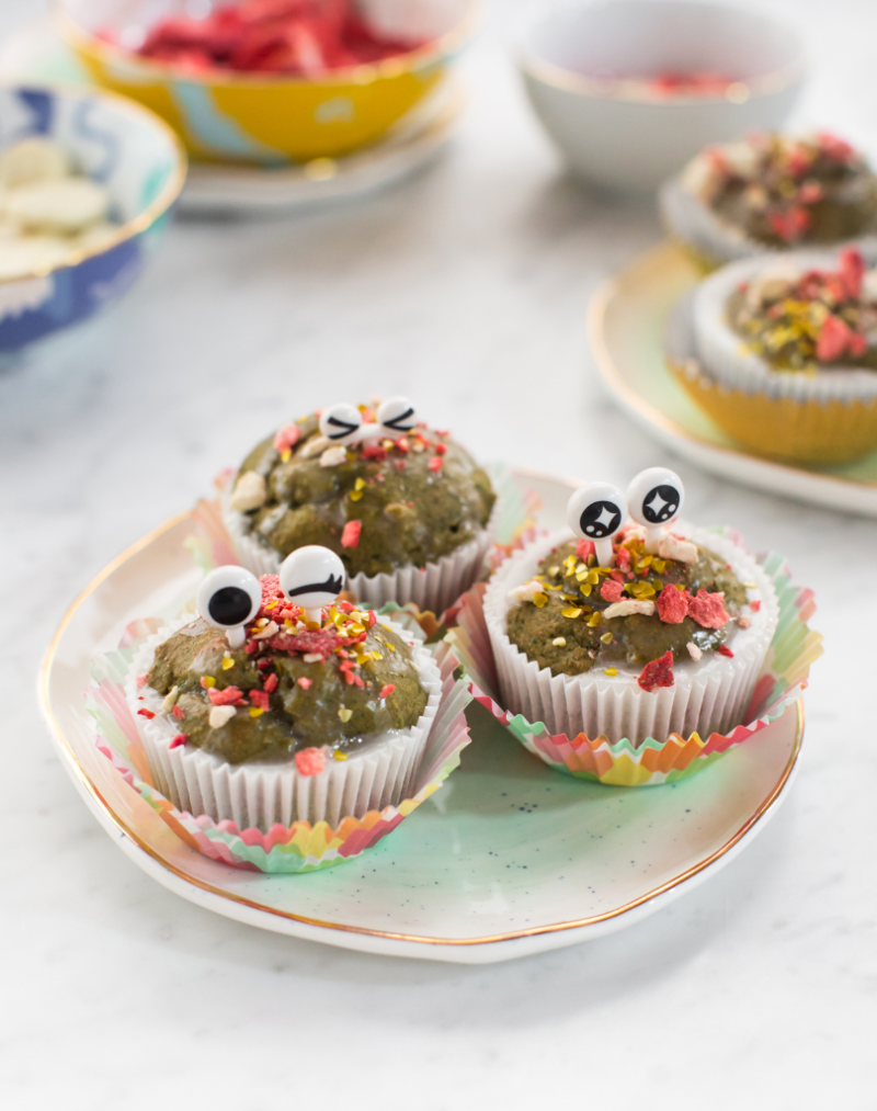 Oh Joy Smoothie Monster Muffins