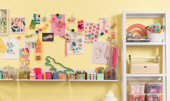 The Dream Craft Room for your Kid...
